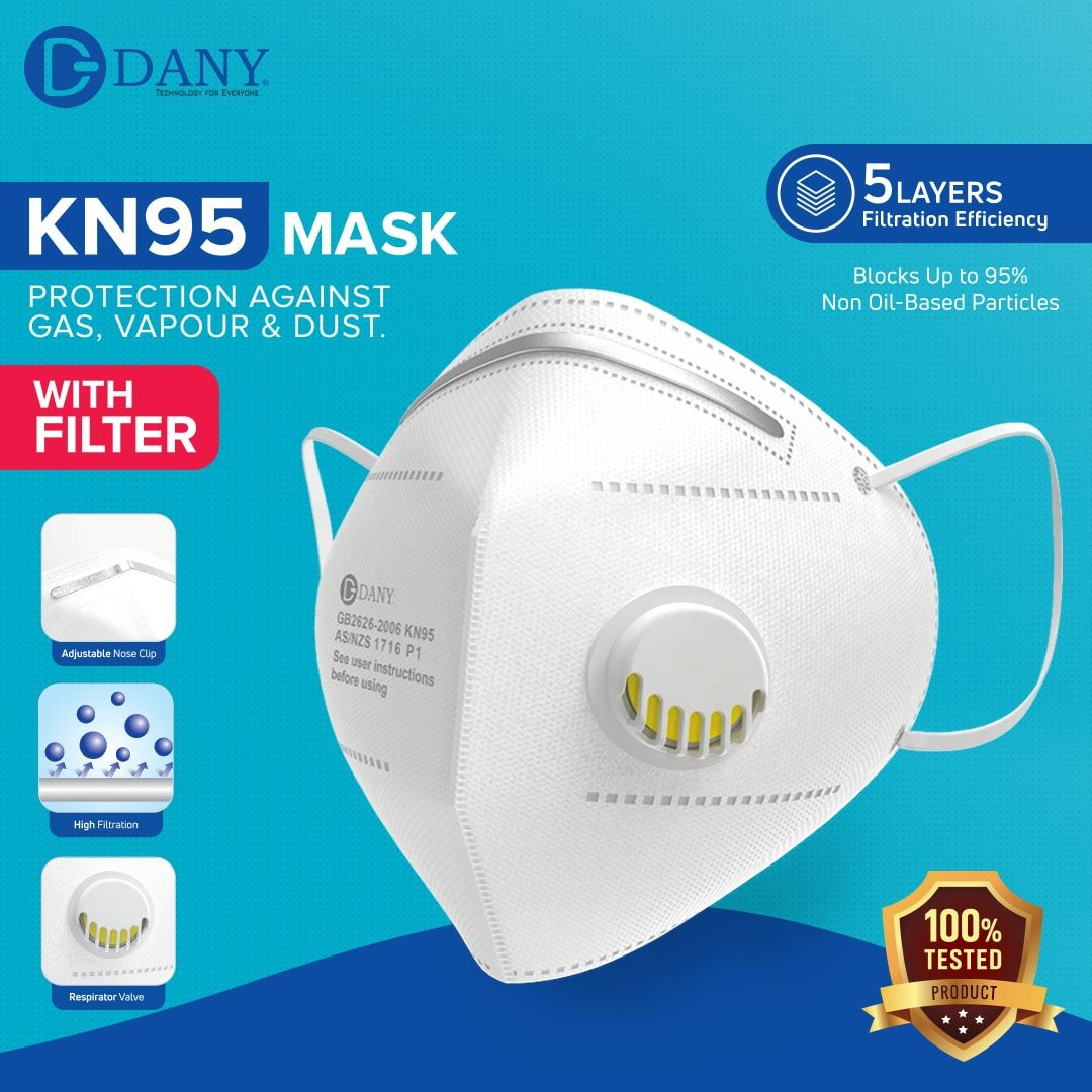 Dany KN95 Face Mask