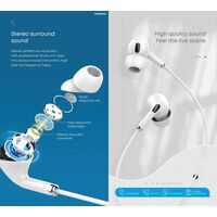 Audionic Max Pro 5 In Ear HiFi Stereo Deep Base Wired Earphone