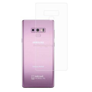 Samsung Galaxy Note8 Back Soft Nano TPU Film
