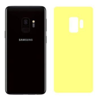 Samsung S7 Edge Back Soft Nano TPU Film