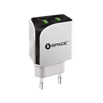 2.1A Dual USB Port Charger