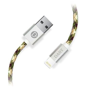 Dany Army iPhone Data Cable - ARMY150