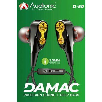 Audionic Deep Base Earphones - D50