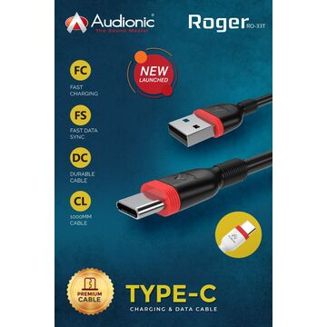 Roger Type-C Data Cable