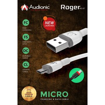 Audionic Roger Android Data Cable - RO11T