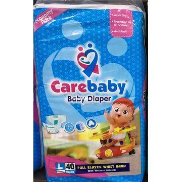 Carebaby Economy Pack Size 4 Large