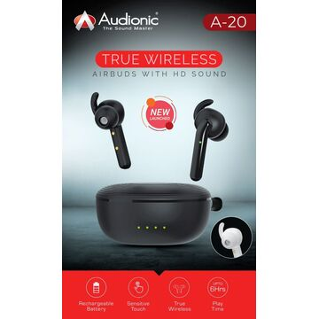 Audionic Airbuds A-20 Bluetooth Headset