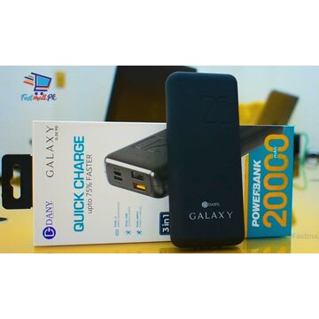 DANY G-35/PD (20000 MAH) Powerbank