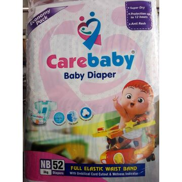 Carebaby Economy Pack Size 1 NewBorn