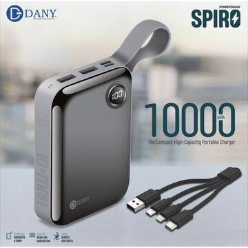 SPIRO 10000mAh Power bank