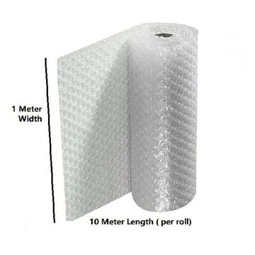 Bubble Wrap 10 Meter (875g)