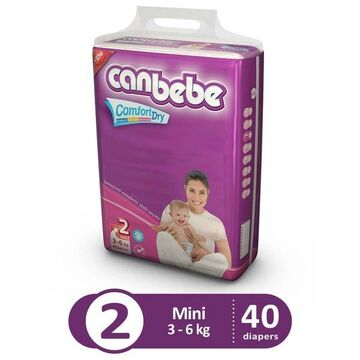 Canbebe Economy Pack Size 2 Small
