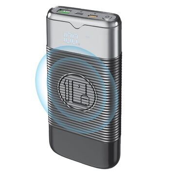Dany Fast Charging Wireless Power bank
