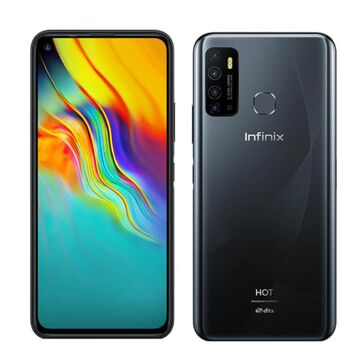 Infinix Hot 9 (64GB, 4GB)