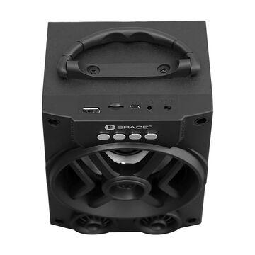 Space Rock Portable Wireless Speaker RK-845