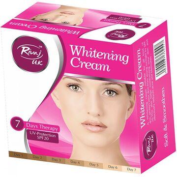 Rivaj Bleach & Whitening Cream