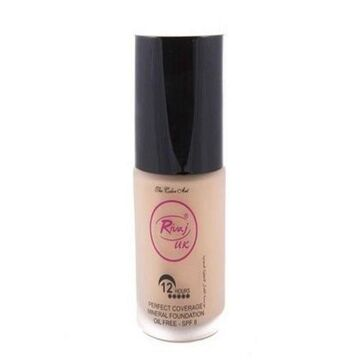 Rivaj Perfect Coverage Mineral Foundation Classic Ivory